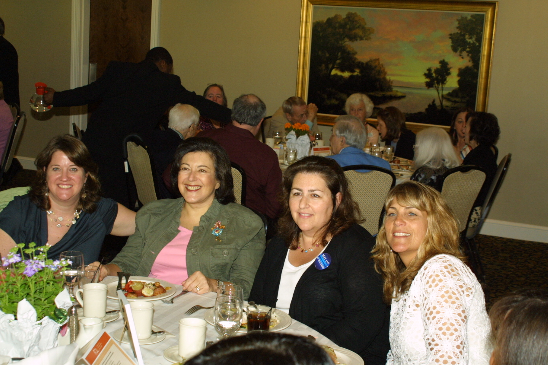Leslie Abramowtiz, Susan Isaacs, Paula Whitman, Karen Sloan