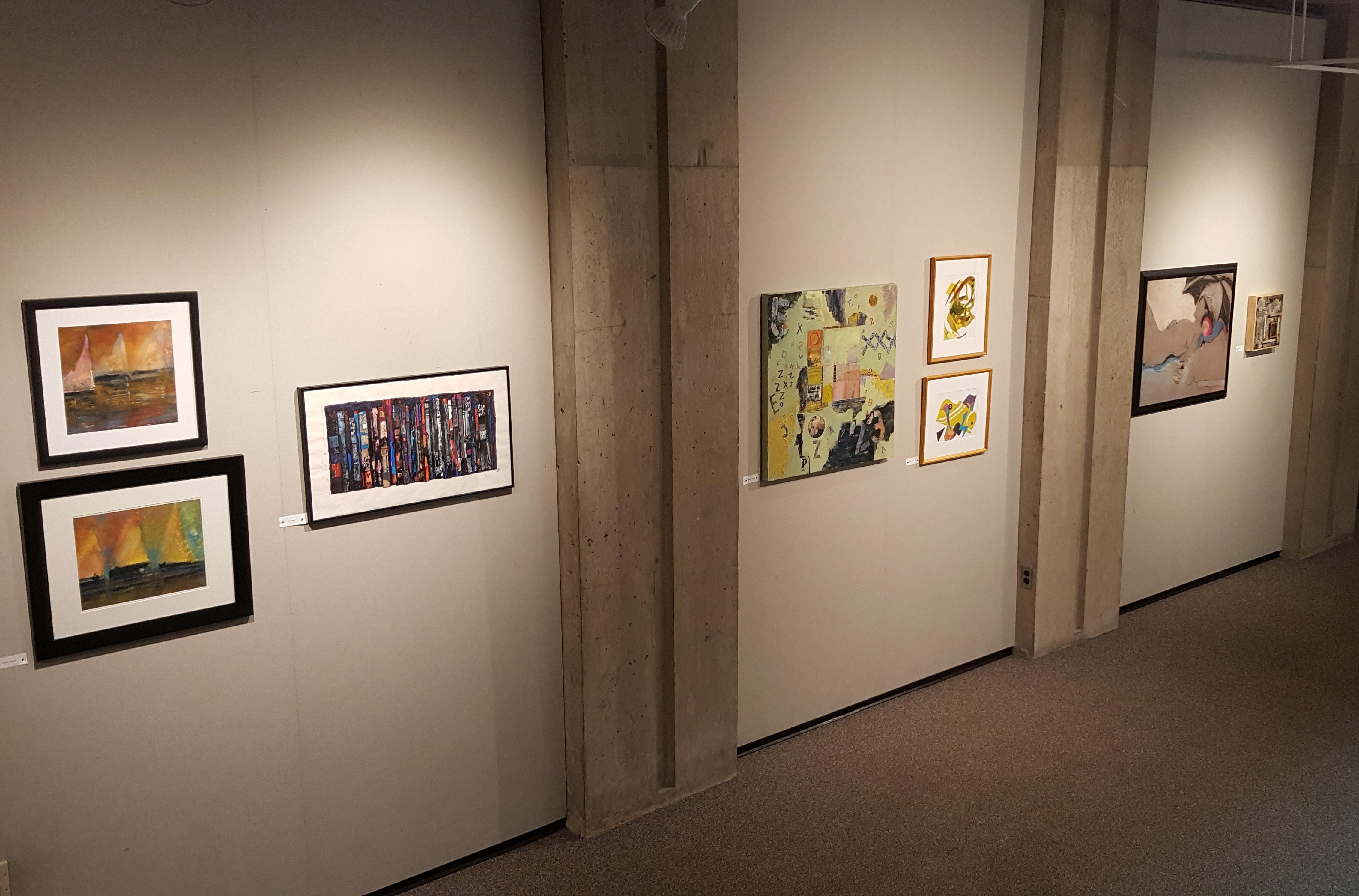 Downtown La Art Galleries